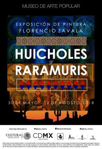 Huichol Rarámuri