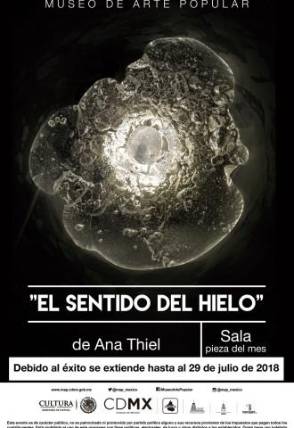 """""""El sentido del hielo"""" de Ana Thiel"""