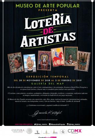 Lotería de artistas