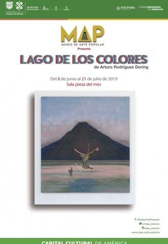 Lago de los colores