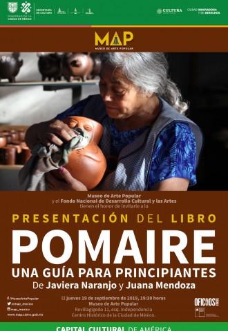 Presentación del libro POMAIRE